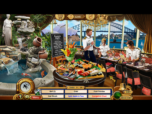 Vacation Adventures: Cruise Director 6 Collector's Edition screen1