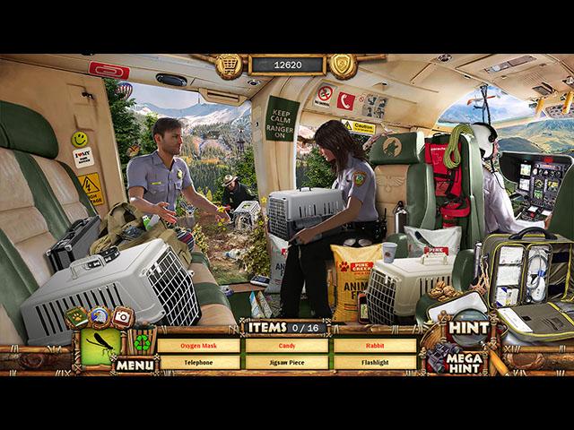 Vacation Adventures: Park Ranger 11 Collector's Edition - Screenshot
