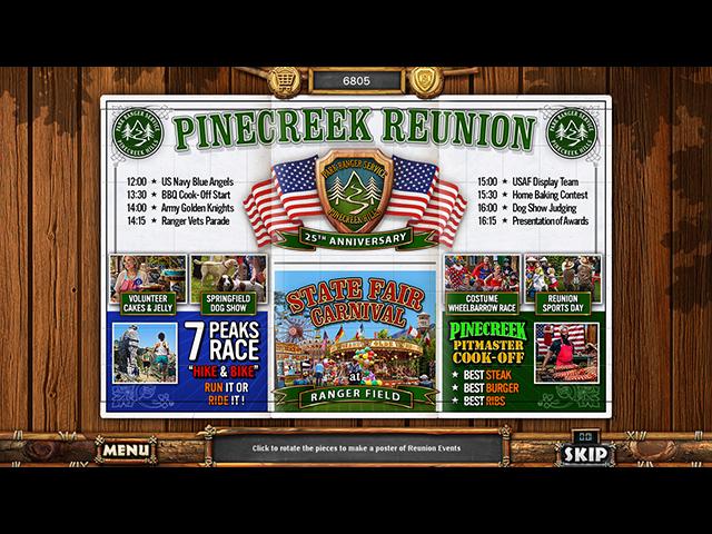 Vacation Adventures: Park Ranger 12 Collector's Edition - Screenshot