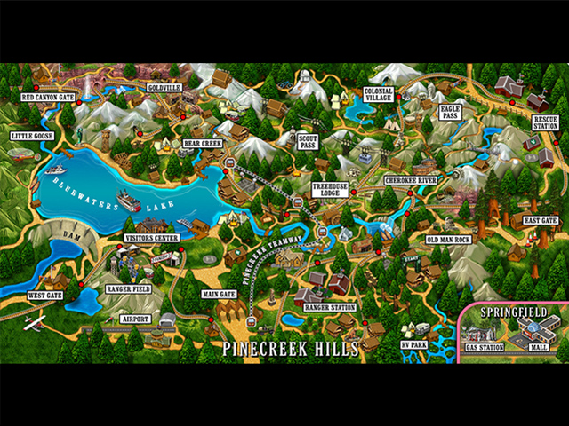 Vacation Adventures: Park Ranger 12 - Screenshot