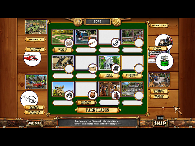 Vacation Adventures: Park Ranger 9 Collector's Edition - Screenshot