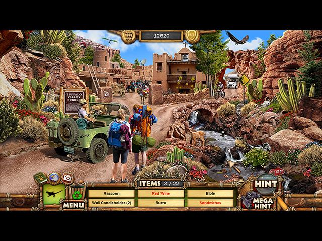 Vacation Adventures: Park Ranger 9 Collector's Edition - Screenshot