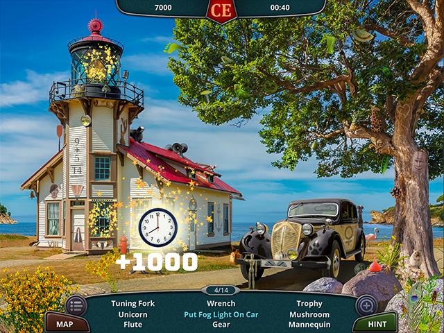 Vacation Paradise: California Collector's Edition - Screenshot