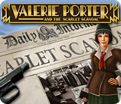Valerie Porter and the Scarlet Scandal Walkthrough