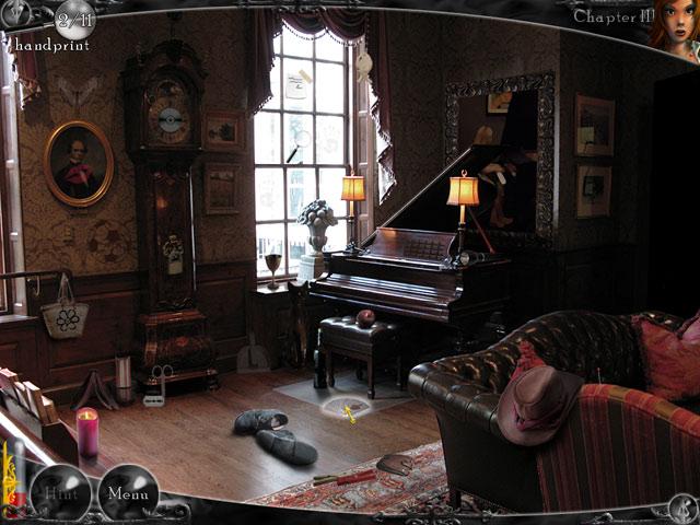 Mansion Game