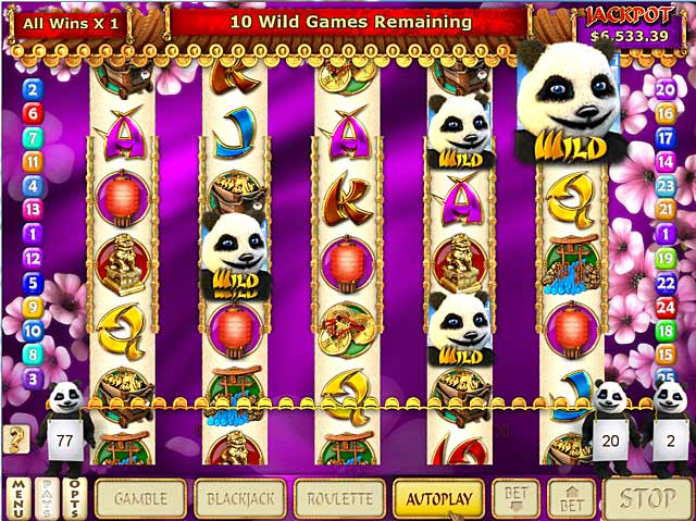 Penny Slots Free Games