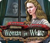 维多利亚时代的未解之谜:妇女在白