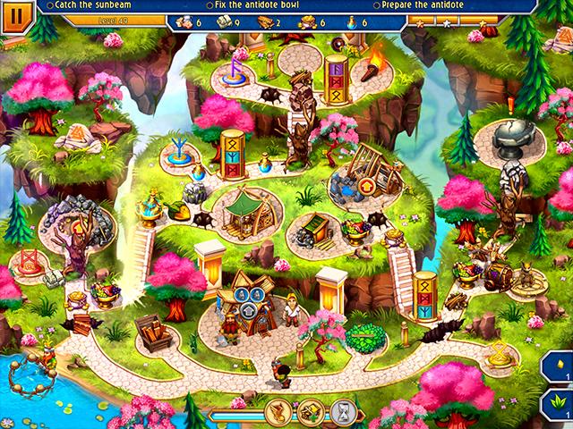 Viking Brothers VI - Screenshot