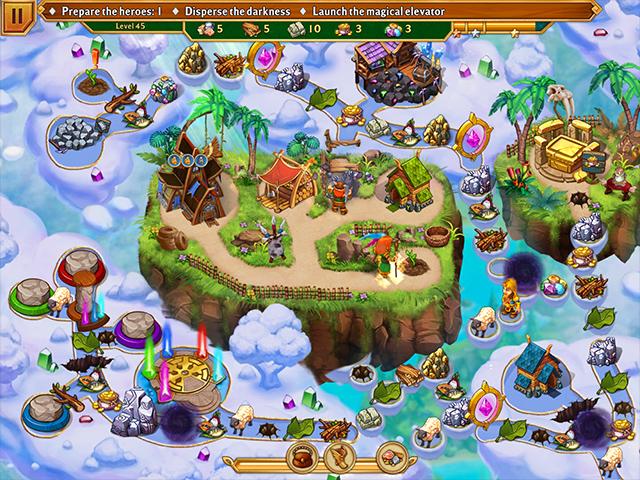 Viking Heroes 2 Collector's Edition - Screenshot