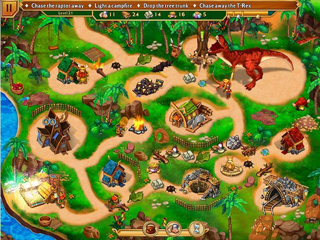 Viking Heroes 2 - Screenshot