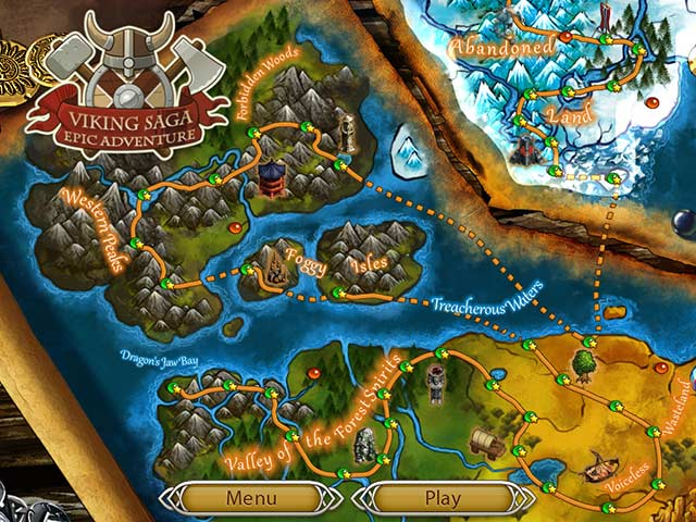 Viking Saga Epic Adventure IPad IPhone Android Mac PC Game