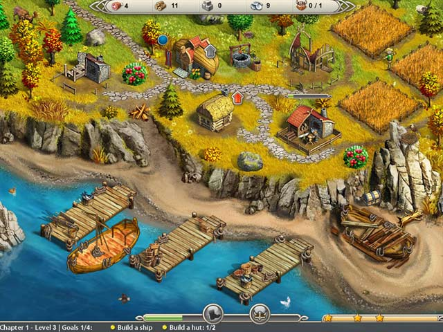 Video for Viking Saga: New World