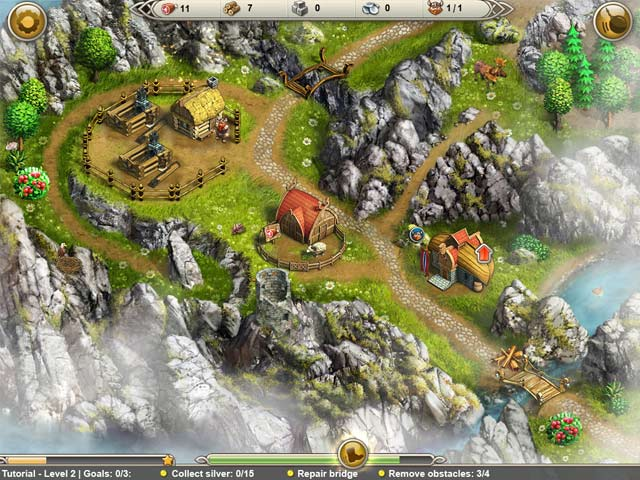 Viking Saga IPad IPhone Android Mac PC Game