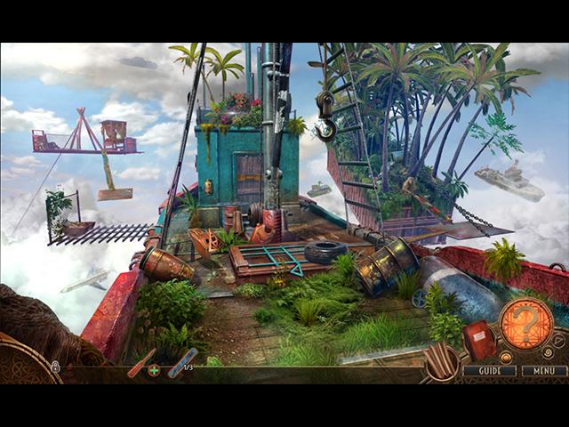 Wanderlust: The Bermuda Secret - Screenshot