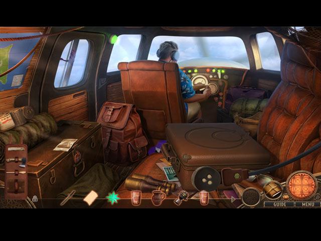 Wanderlust: What Lies Beneath - Screenshot 1