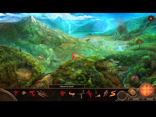 Wanderlust: What Lies Beneath - Screenshot 2