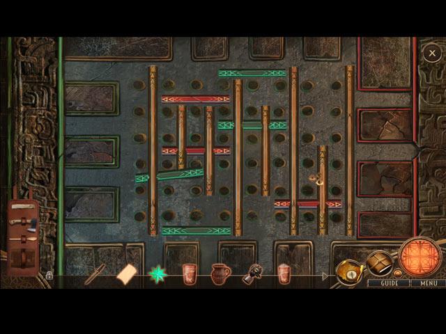 Wanderlust: What Lies Beneath - Screenshot 3