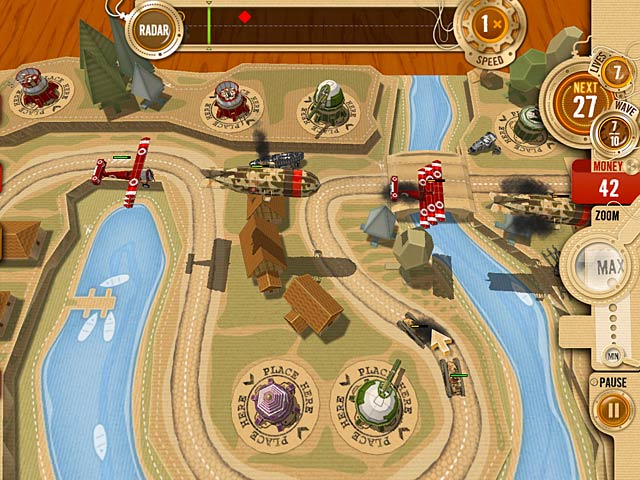 War in a Box: Paper Tanks > iPad, iPhone, Android, Mac & PC