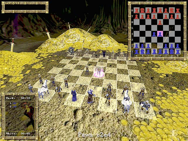 War Chess > iPad, iPhone, Android, Mac & PC Game | Big Fish
