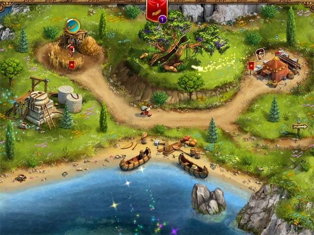 The promised land > ipad, iphone, android, mac & pc game | big fish.