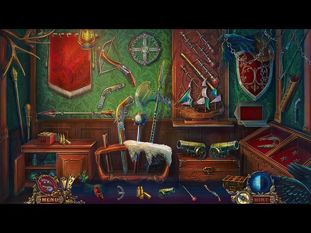 Whispered Secrets: Cursed Wealth - Screenshot