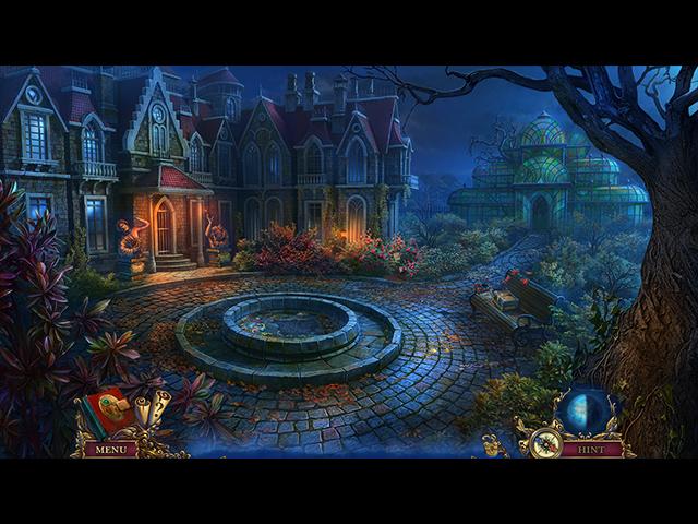 Whispered Secrets: Dreadful Beauty - Screenshot