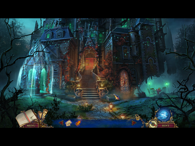 Whispered Secrets: Morbid Obsession Collector's Edition - Screenshot