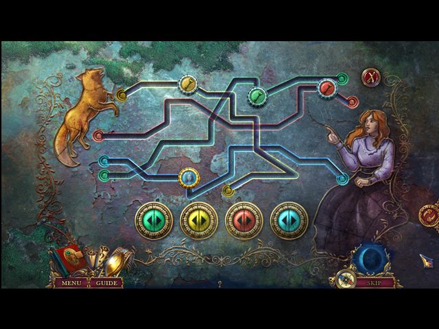 Whispered Secrets: Ripple of the Heart Collector's Edition - Screenshot