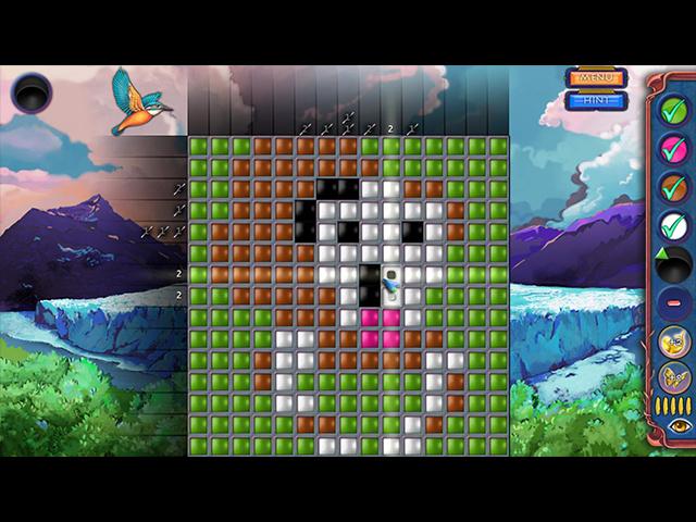 Wilderness Mosaic 2: Patagonia - Screenshot