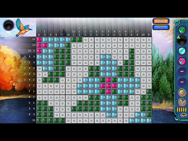 Wilderness Mosaic: Where the road takes me - Screenshot