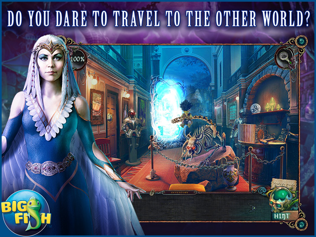 Screenshot for Witches' Legacy: The Dark Throne Collector's Edition