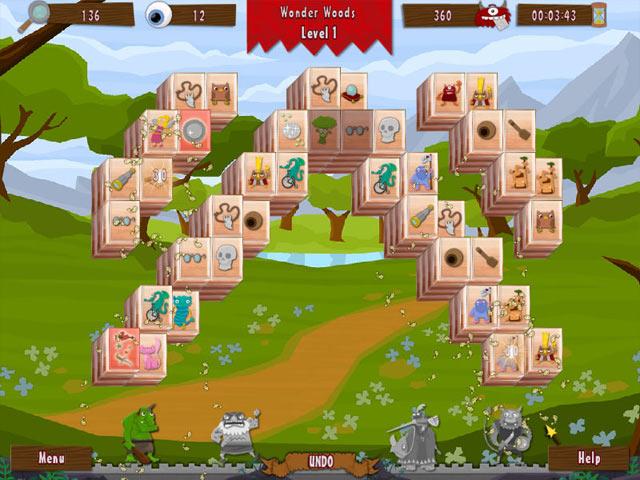 Video for Wonderland Mahjong