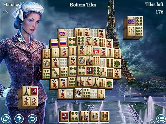 Video for World's Greatest Cities Mahjong