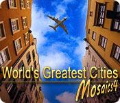 世界 s最伟大的城市马赛克4