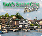 世界 s最伟大的城市马赛克7