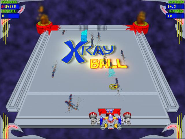 Video für X-Ray Ball