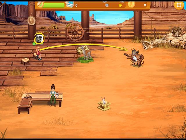 Zooworld: Odyssey - Screenshot