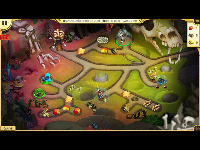 12 Labours of Hercules IX: A Hero's Moonwalk Collector's Edition screen3