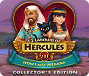 12 Labours of Hercules VIII: How I Met Megara Collector's Edition En Espanol