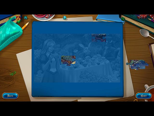 Alice's Wonderland: Cast In Shadow Collector's Edition en Español game