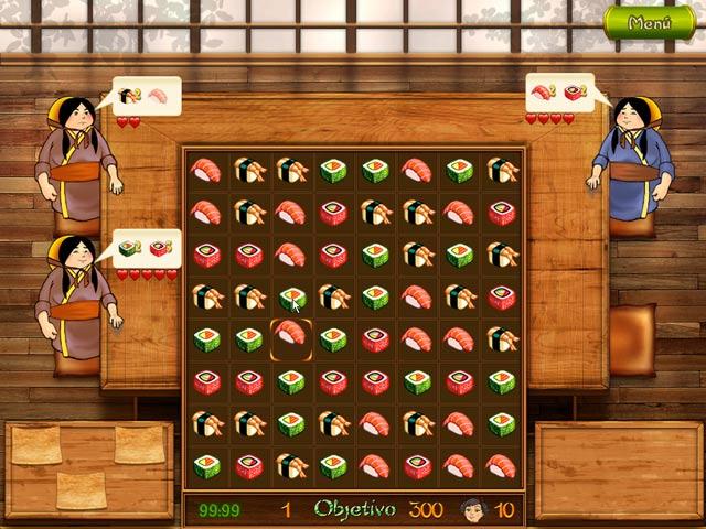 Video de Asami's Sushi Shop