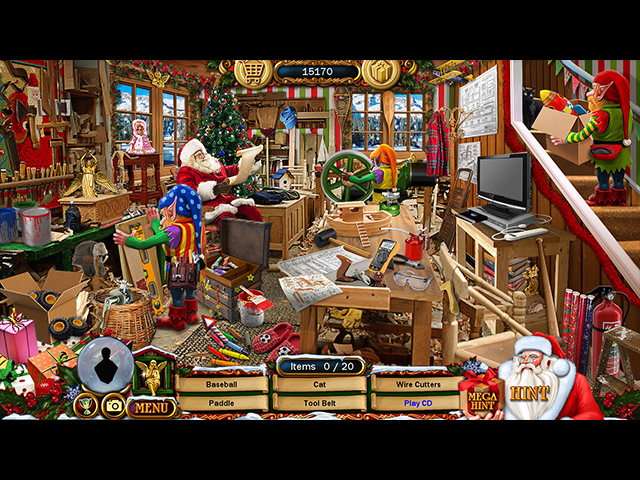 Christmas Wonderland 10 Collector's Edition screen1