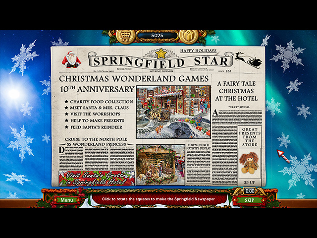 Christmas Wonderland 10 Collector's Edition screen2