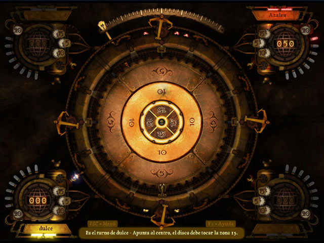 Video de Clockwork Crokinole