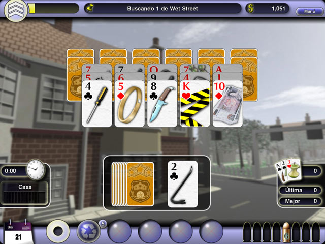 Video de Crime Solitaire