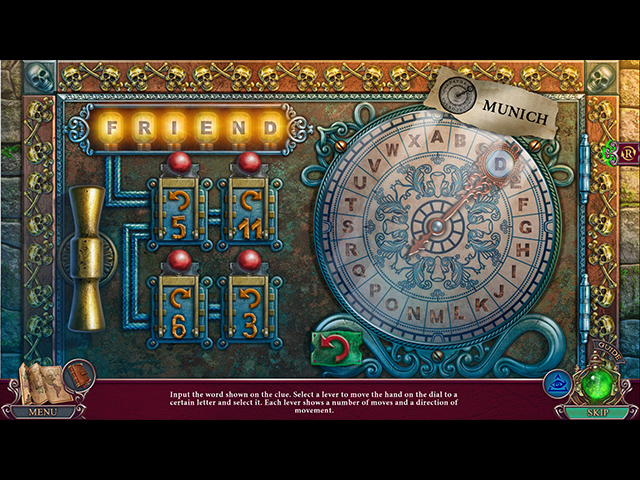 Dark City: Munich Collector's Edition screen3