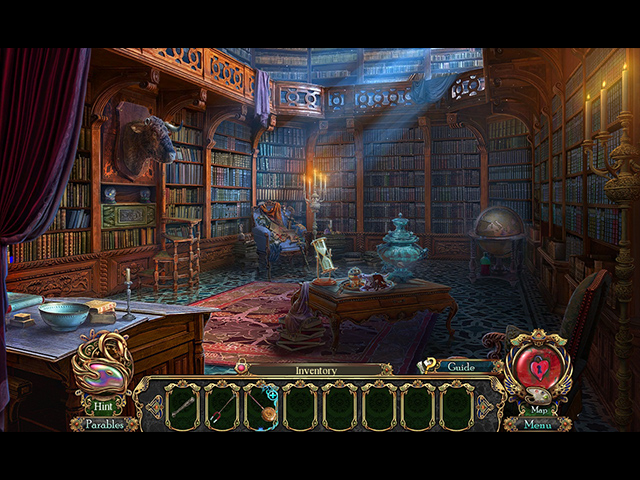 Dark Parables: Portrait of the Stained Princess Collector's Edition download free en Español