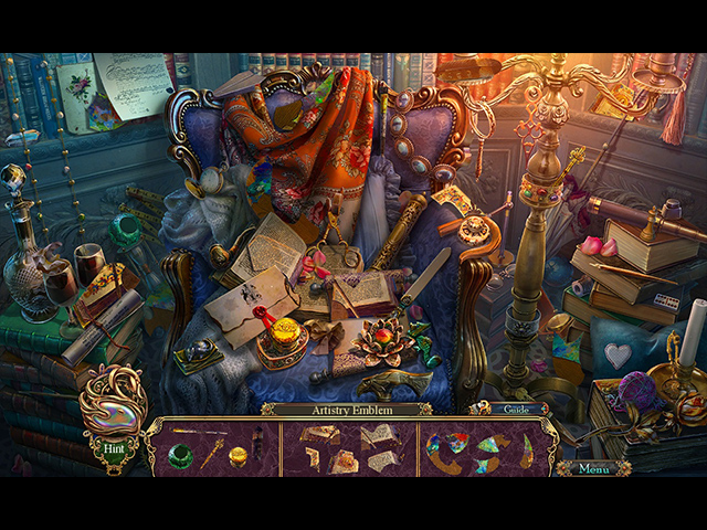 Dark Parables: Portrait of the Stained Princess Collector's Edition screen2