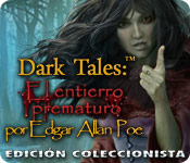 Dark Tales: El entierro prematuro por Edgar Allan Poe Edición Coleccionista