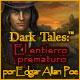 Dark Tales: El entierro prematuro por Edgar Allan Poe